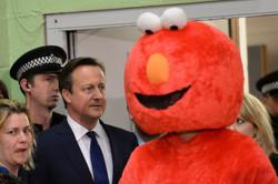 Elmo Vs Cameron