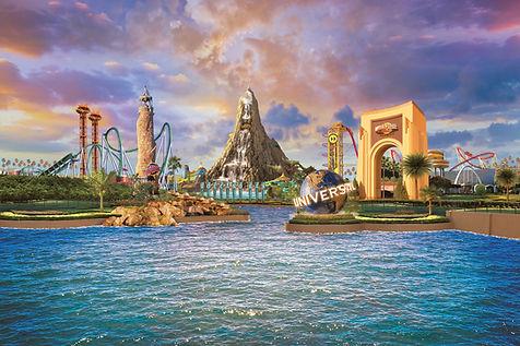 Universal Orlando Resort Destination Sco