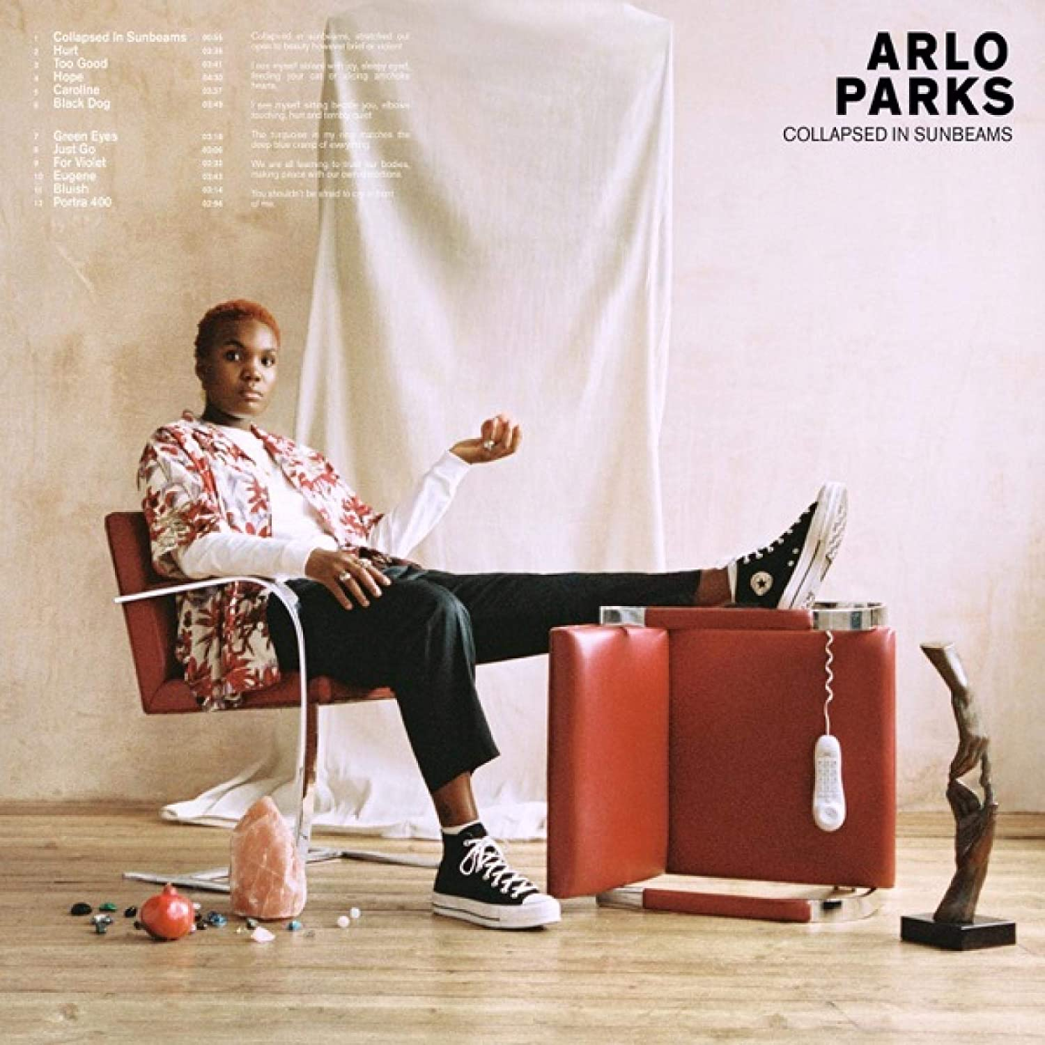 "Arlo Parks ""Collapsed in Sunbeams"""