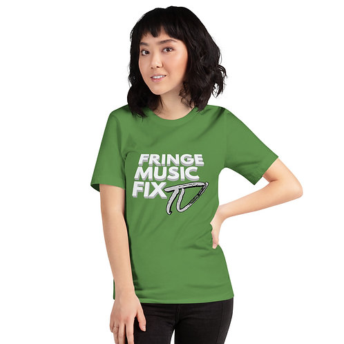 Green With Envy Short-Sleeve Unisex T-Shirt