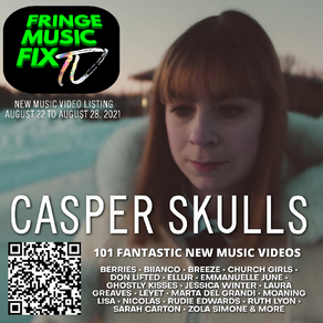 NEW MUSIC VIDEO LISTING: AUG 22 TO sep 28, 2021