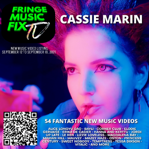 NEW MUSIC VIDEO LISTING: SEP 12 TO SEP 18, 2021