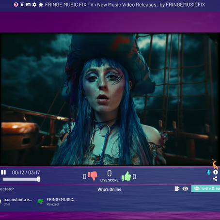 BEATSENSE: THE FREE MUSIC STREAMING SERVICE PUTTING THE PARTY BACK INTO MUSIC VIDEO WATCH PARTY!