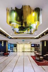 RENAISSANCE POLAT HOTEL BALMUMCU- ISTANBUL LOBBY / PLAFONIERA