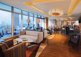 SHERATON HOTEL ADANA CLUB LOUNGE / LIGHTING