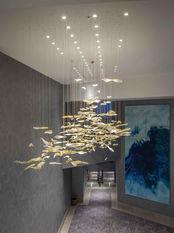 CROWN PLAZA HOTEL FLORYA - ISTANBUL BALLROOM ESCALATOR HALL / GLASS INSTALLATION