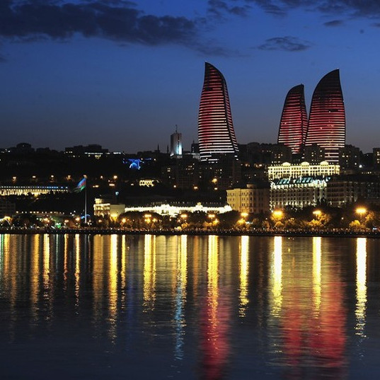 Baku Flame Towers