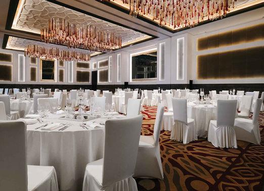 SHERATON HOTEL ADANA GRAND BALLROOM / LIGHTING
