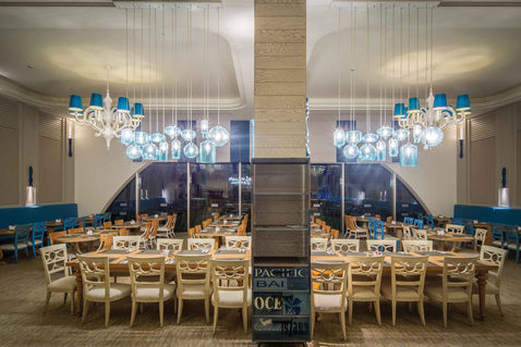 TITANIC HOTEL LARA-ANTALYA GALLERY / PENDANT LIGHTING