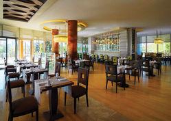 SHERATON HOTEL ADANA  ALL DAY DINING ROOM / CHANDELIER