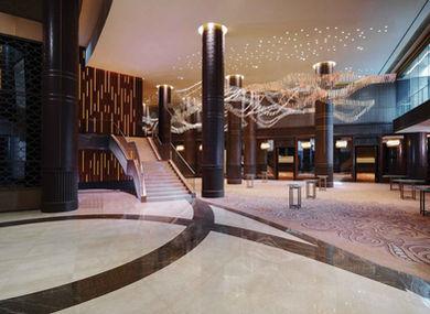 SHERATON HOTEL ADANA  PREFUNCTION / INSTALLATION