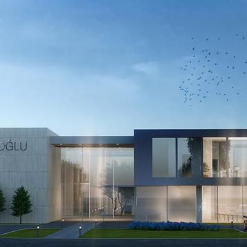 Kazcioğlu Administration Building