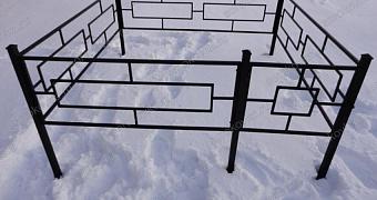 Оградки на могилы - даже по индивиду
