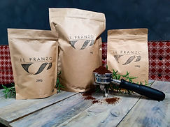 Our Coffee - signature blend