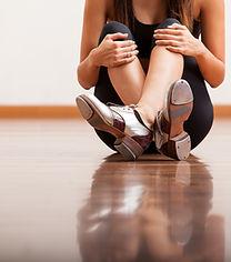 tap dancer, tap shoes