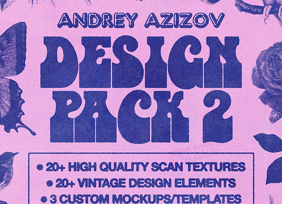 ANDREY AZIZOV DESIGN PACK #2