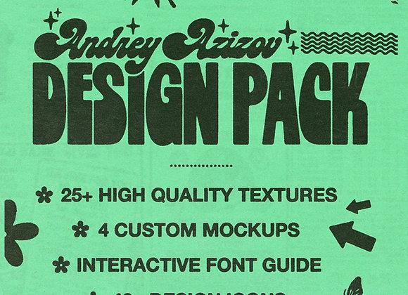 ANDREY AZIZOV DESIGN PACK #1