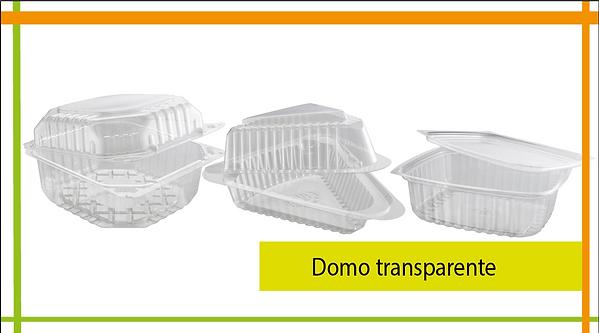 contenedores de fruta transparentes