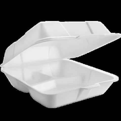 Contenedor 9x9 division biodegradable