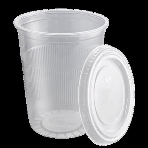 Envase de Plastico 1L