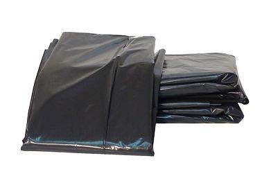 Bolsa de empaque negra
