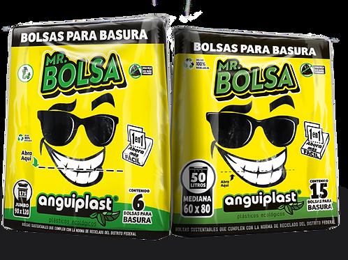BOLSA NEGRA ANGUIPLAST 80x1.20