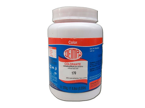 COLOR 250 grs. C. CHOCOLATE LIN 170