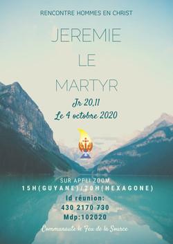 Jérémie le Martyr