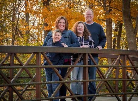 Autumn's Family Time