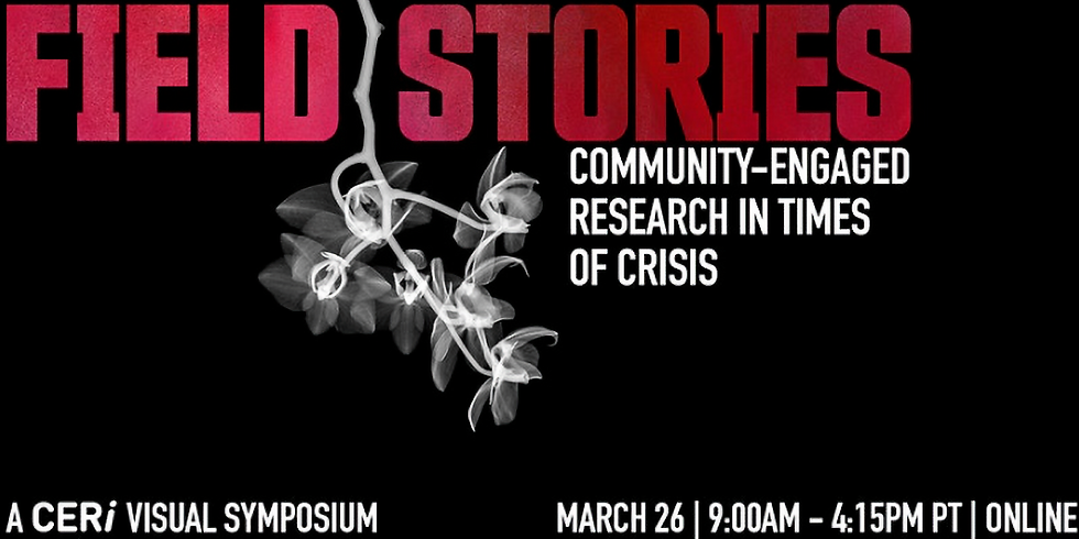 Field Stories: Community-Engaged Research in Times of Crisis