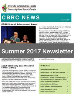 Summer 2017 e-News
