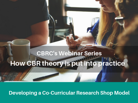 Developing a Co-Curricular Research Shop Model: Q and A