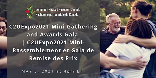 C2UExpo2021 Mini Gathering and Awards Ga