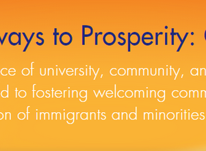 Presentation: Pathways to Prosperity Conference