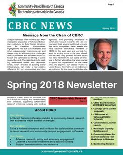 Spring 2018 e-News