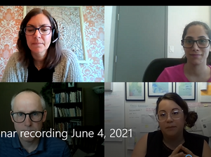 Webinar Recording: Doing Community-Based Evaluation