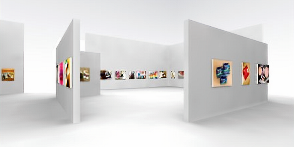 Transtories - A Virtual Art Exhibit