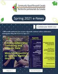 Spring 2021 e-News