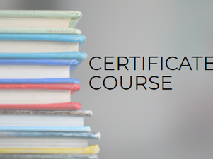 Program Evaluation Certificate Course - Wilfrid Laurier University