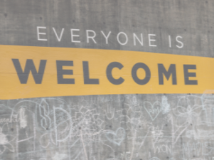 Welcome is More than Residency