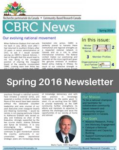Spring 2016 e-News