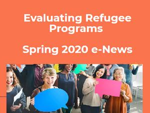 e-News: Evaluating Refugee Programs