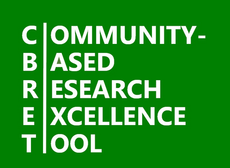 Upcoming Community-Based Research Excellence Tool Workshops