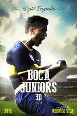 BOCA JUNIORS. Dir. Rodrigo Vila.