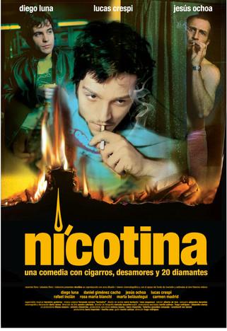NICOTINA. Dir. Hugo Rodríguez.