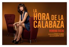 La Hora de la Calabaza. Con Romina Richi.