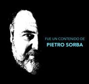Pietro Sorba. Programa Recetas Federales.