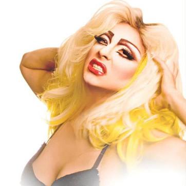 Gigi as Lady Gaga. Photo by Leonard Holton