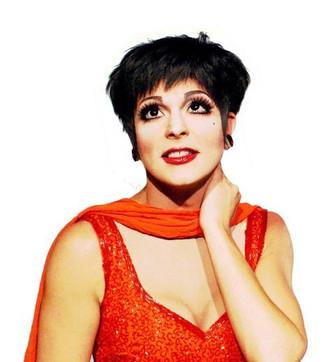 Gigi as Liza Minnelli 2011