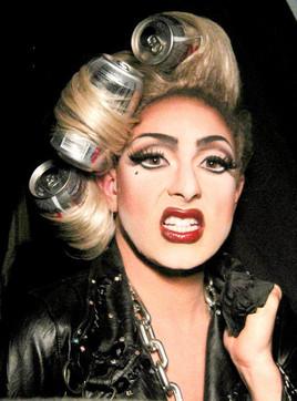 Gigi as Lady Gaga